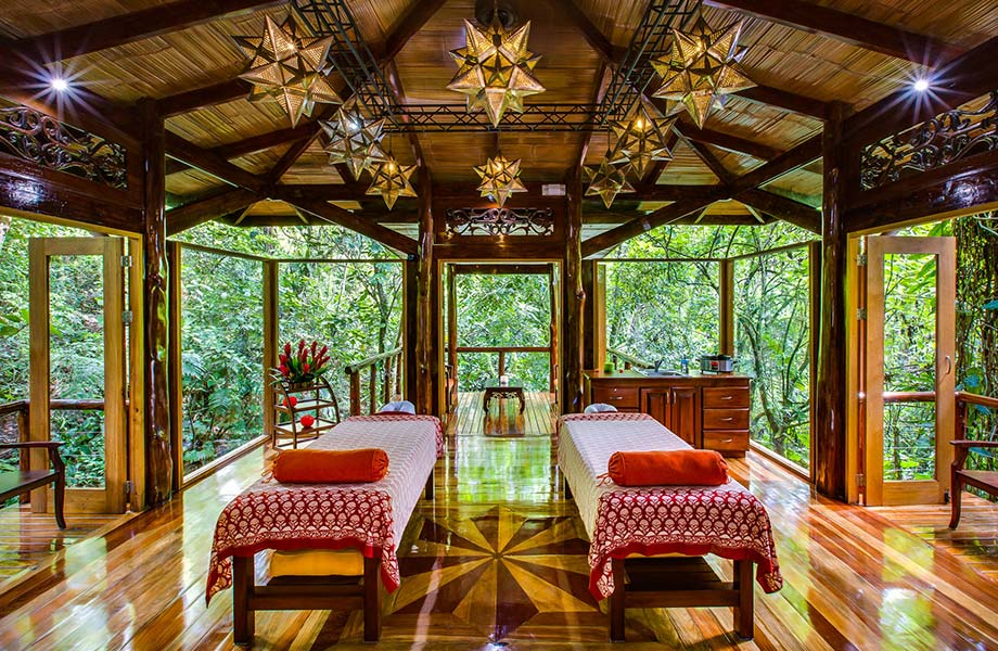 Best Hotels of Costa Rica - Nayara Outdoors Spa