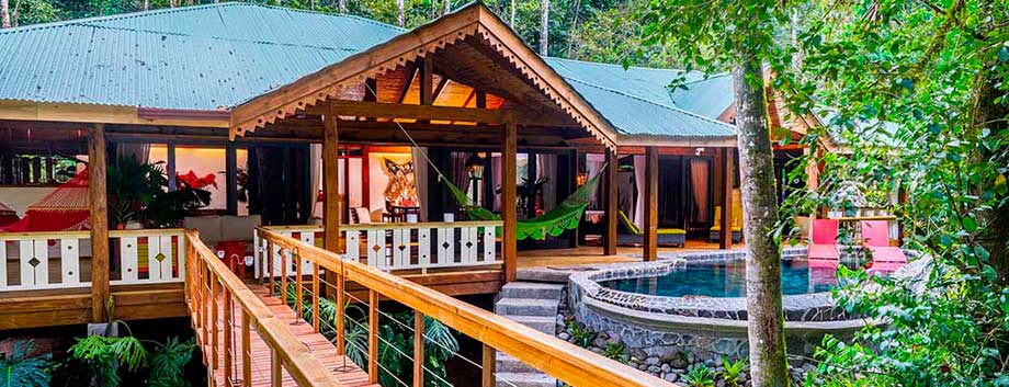 Best Hotels of Costa Rica - Pacuare Lodge