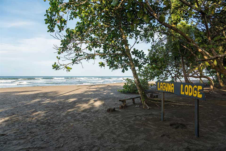 Caribbean Side of Costa Rica - Beachside Lodges