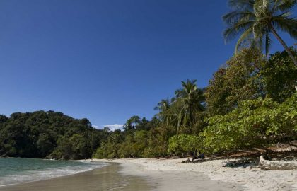 Manuel Antonio region and National Park