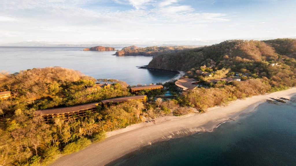 The Papagayo Four Seasons hotel