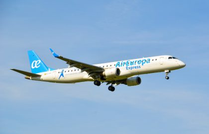 Air Europa flights to Costa Rica